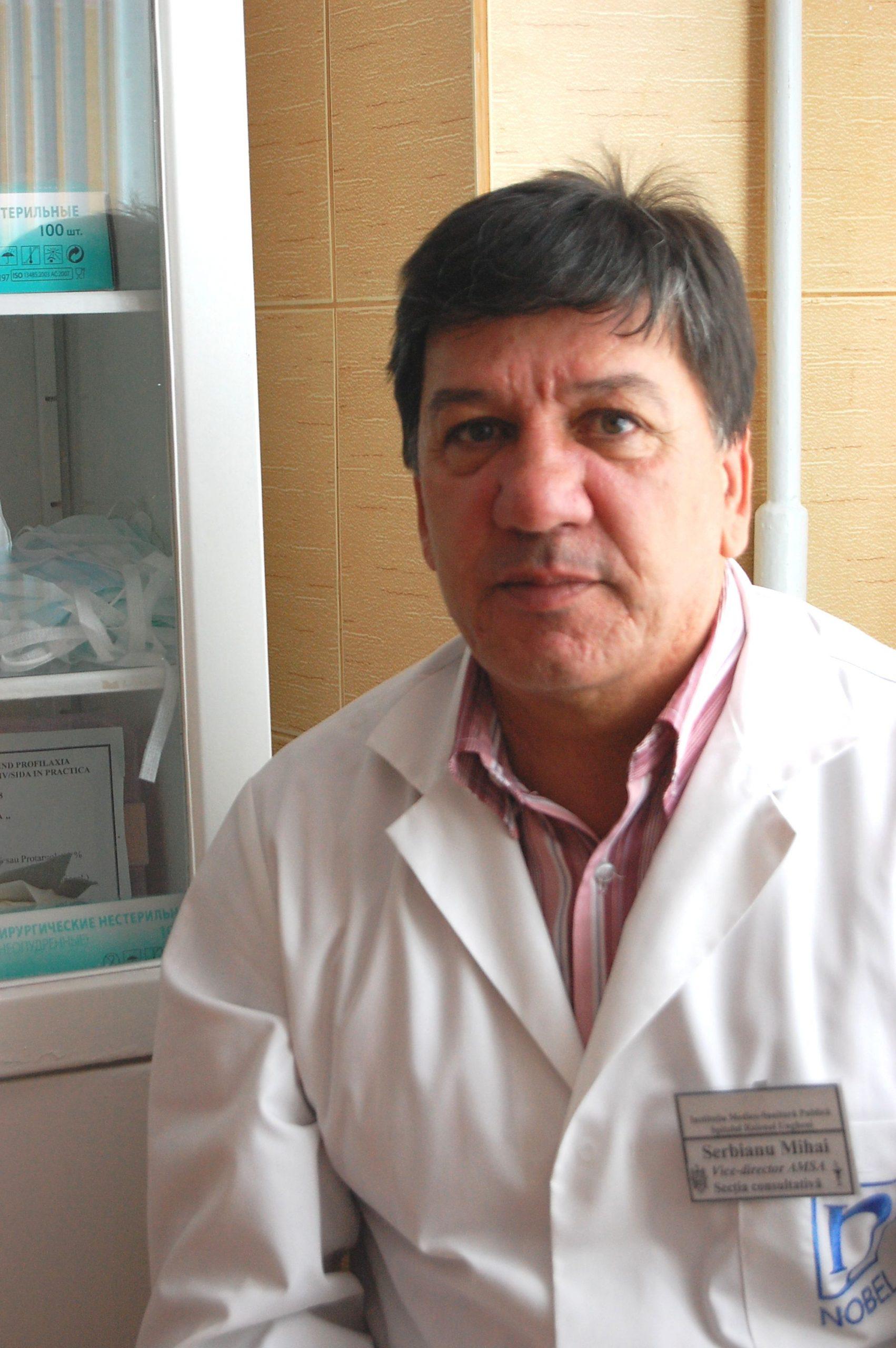 Mihai Serbianu