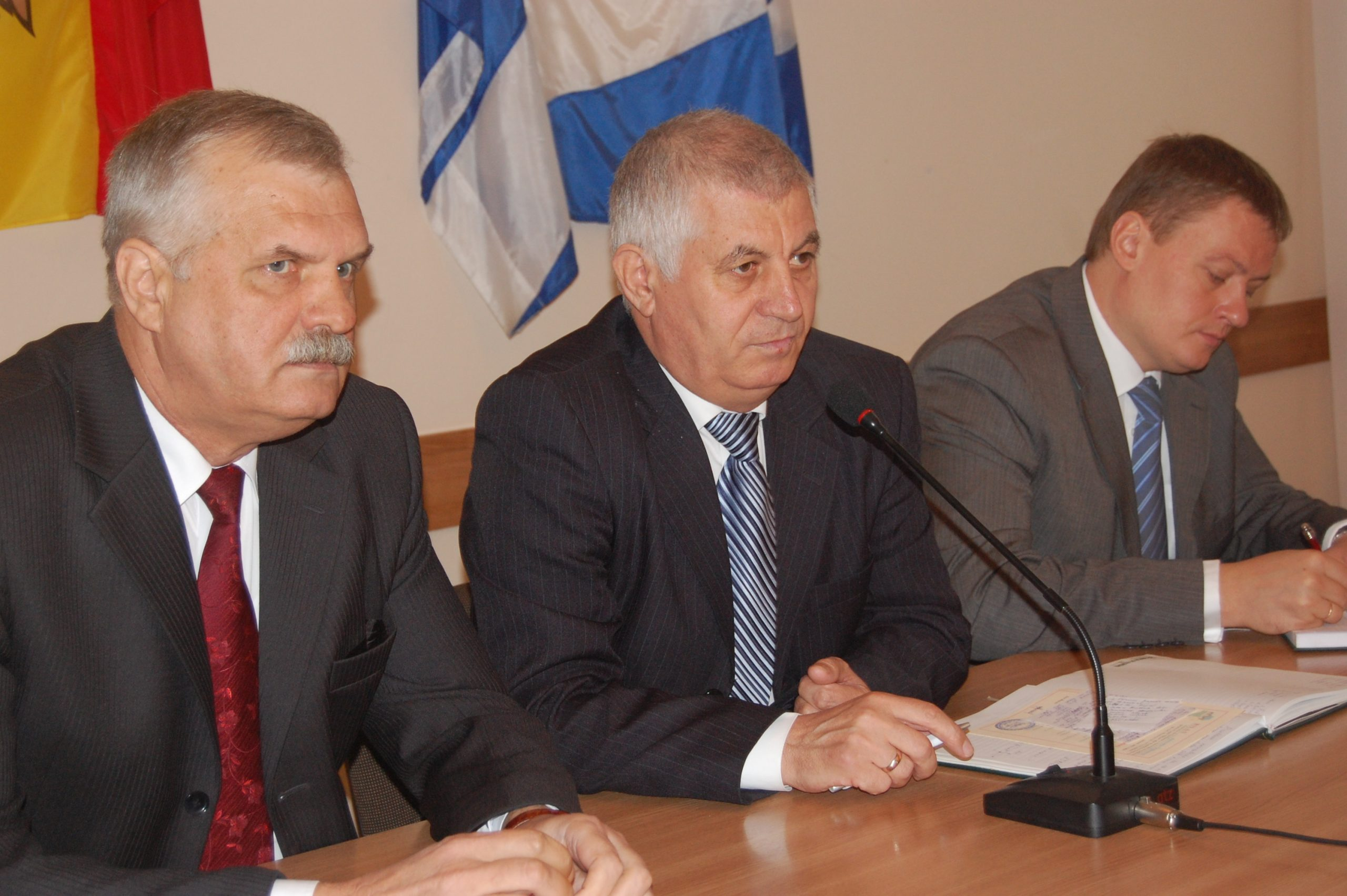 Ambasadorul Belarusului la Ungheni