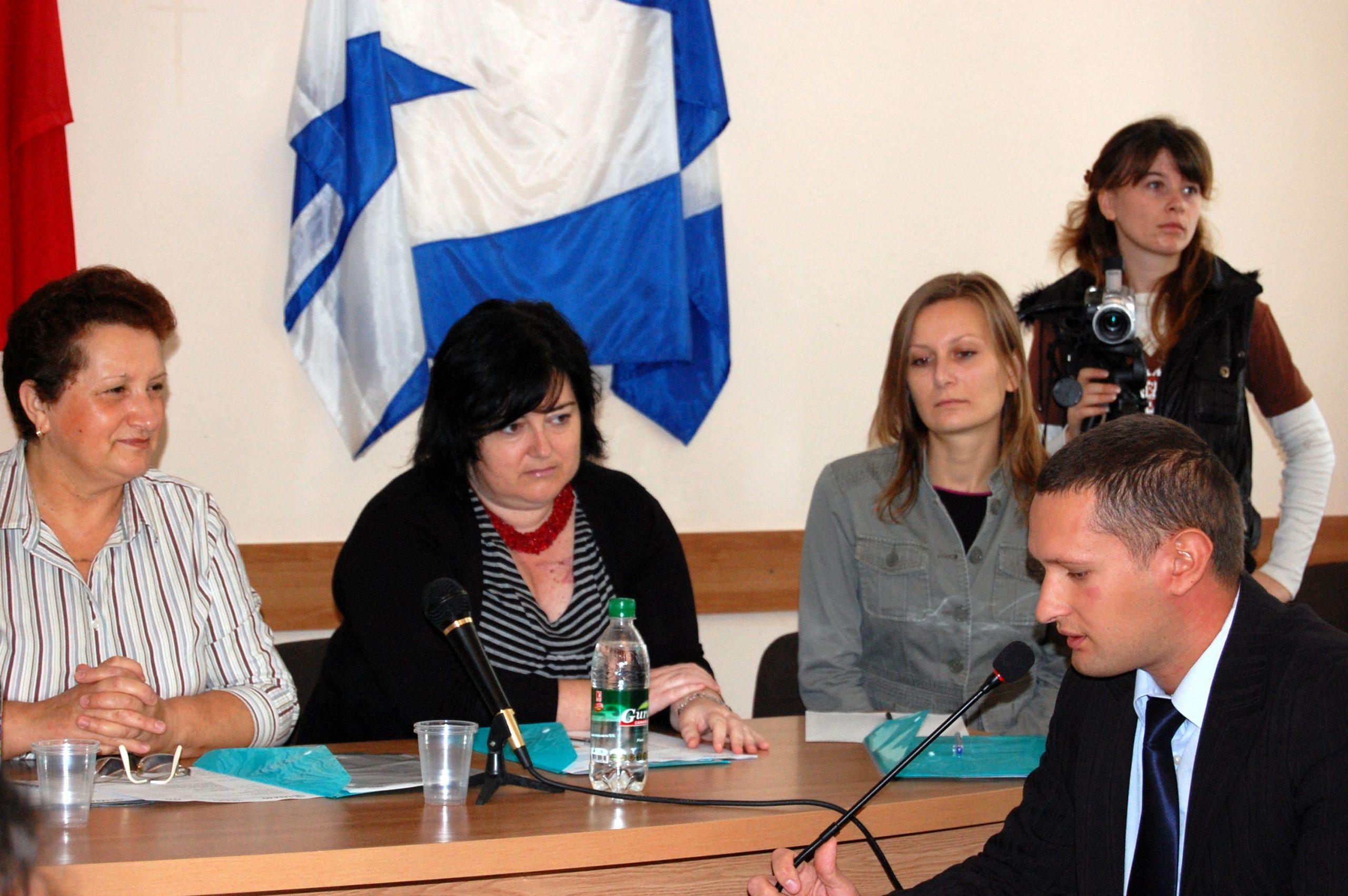 Morana Smodla Krajnovic, director de proiect AED