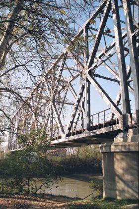 Podul rutier peste Prut la Ungheni