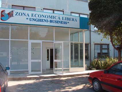 "Zona Economica Libera ""Ungheni-Business"""