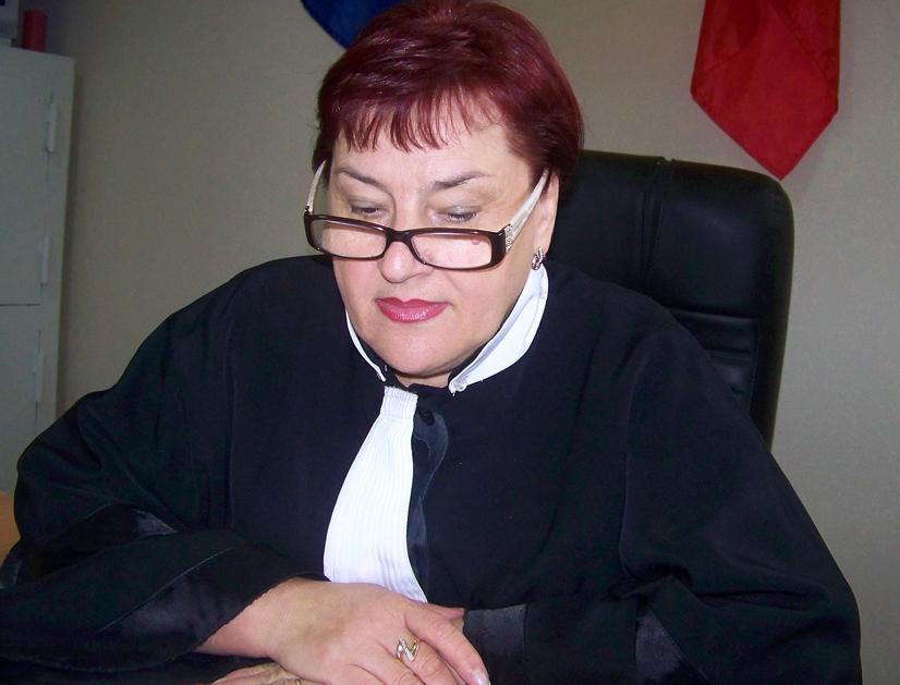 Maria Malanciuc, preşedintele Judecătoriei Ungheni