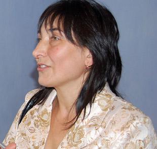 Galina Moraru, specialist la Secţia Cultură din Ungheni
