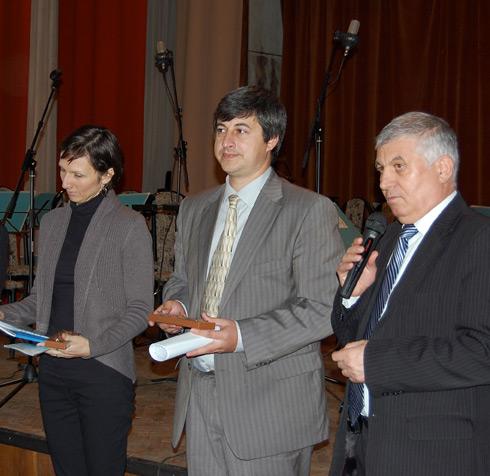 Eugen Rîbca, Angela Sîrbu, Ion Harea
