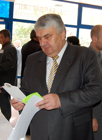 Serafim Urecheanu la Forumul de la Ungheni