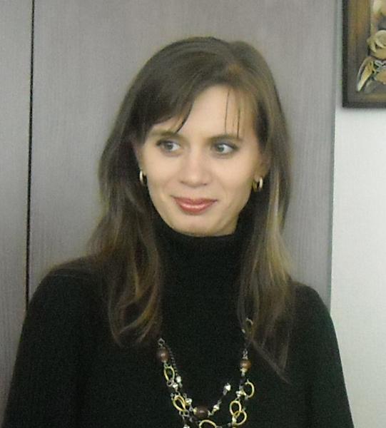 Aliona Popovici, director interimar al Palatului de Cultură Ungheni
