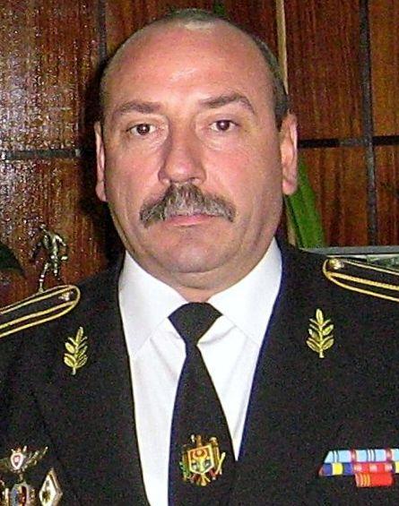 Iurie Derenev, Comisariatul de Poliţie Ungheni