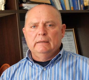 Serghei Cladco, directorul filialei Ungheni a Camerei de Comerţ şi Industrie
