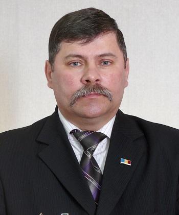În fotografie: primarul Gheorghe Grecu