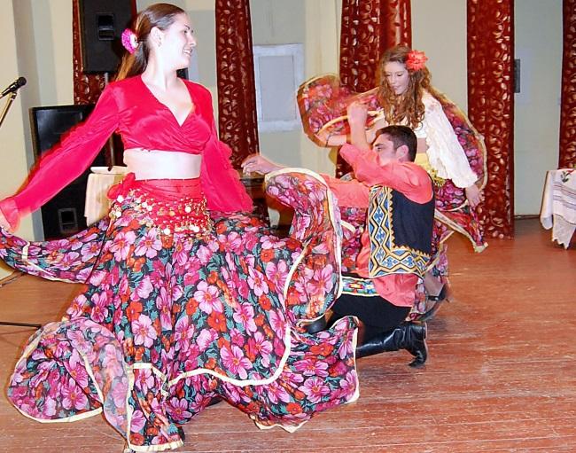 Magia dansului, Pirlita