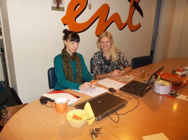 Galina Petcu, invitat special al Consiliului Național al Tineretului din Estonia