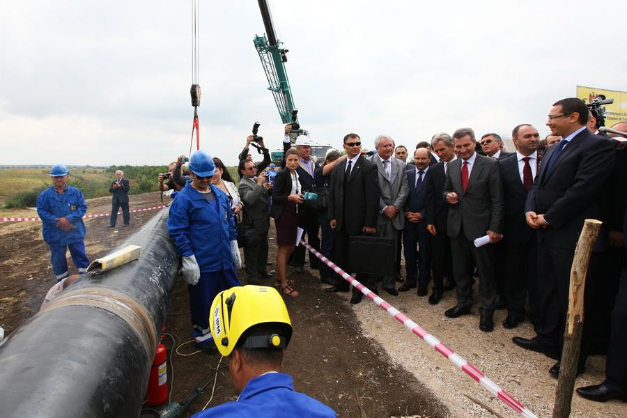 Gazoduct Ungheni-Iasi