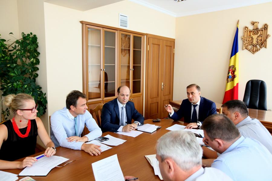 Ședința de pregătire a vizitei în Republica Moldova a Prim-ministrului României, Victor PONTA