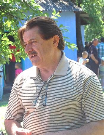 Vlad Gorgos la Rădenii Vechi, Ungheni