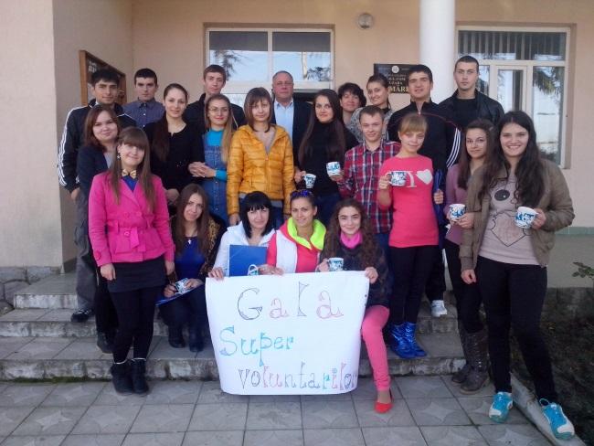 În comuna Tuzara s-a desfășurat Gala super-voluntarilor