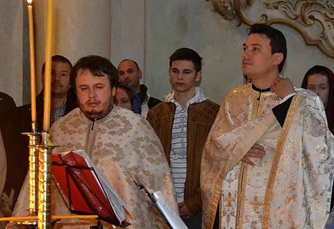 """Biserica """"Sf. Spiridon"""" din Reggio Emilia"""
