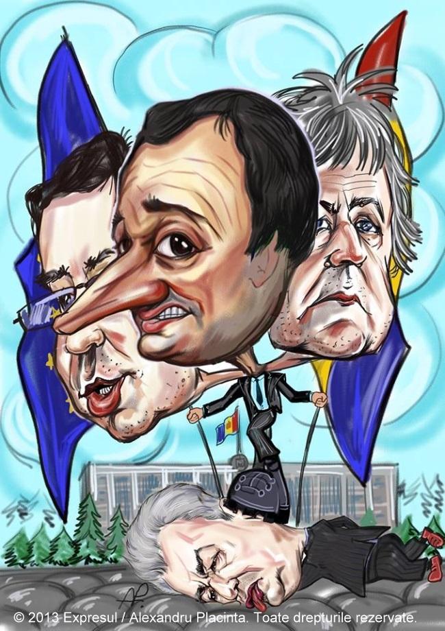 3 noiembrie 2013. 3:1 pentru... UE