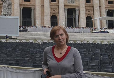 Lucia Bacalu