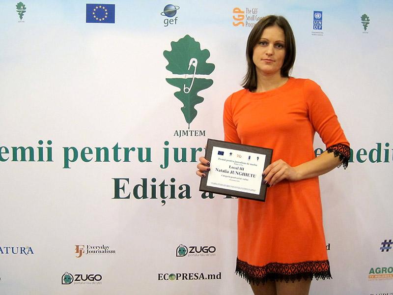 Natalia Junghietu Expresul
