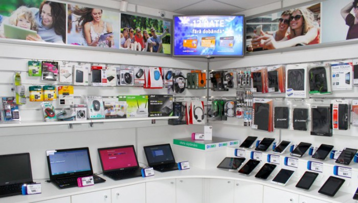 magazin de telefoane spart la ungheni