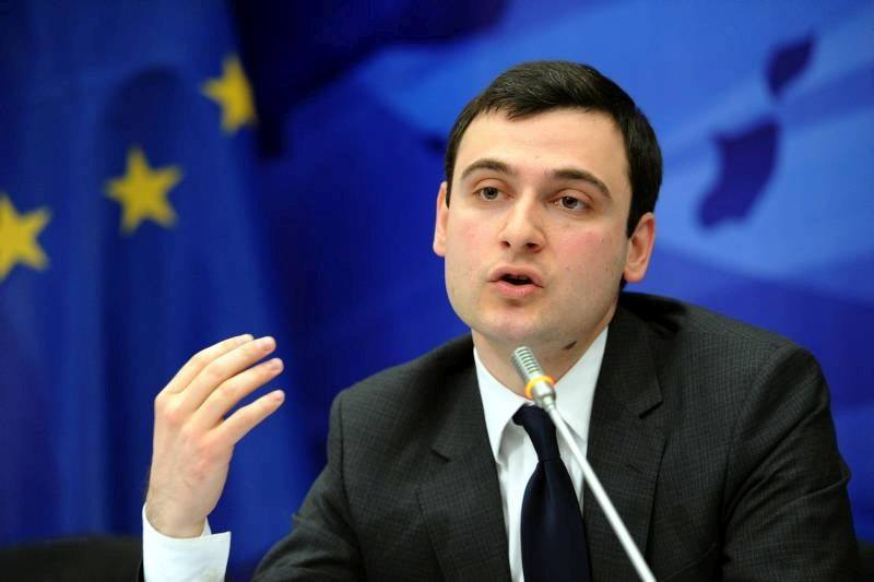 Irakli Porchkhidze Foto: forum-ekonomiczne.pl