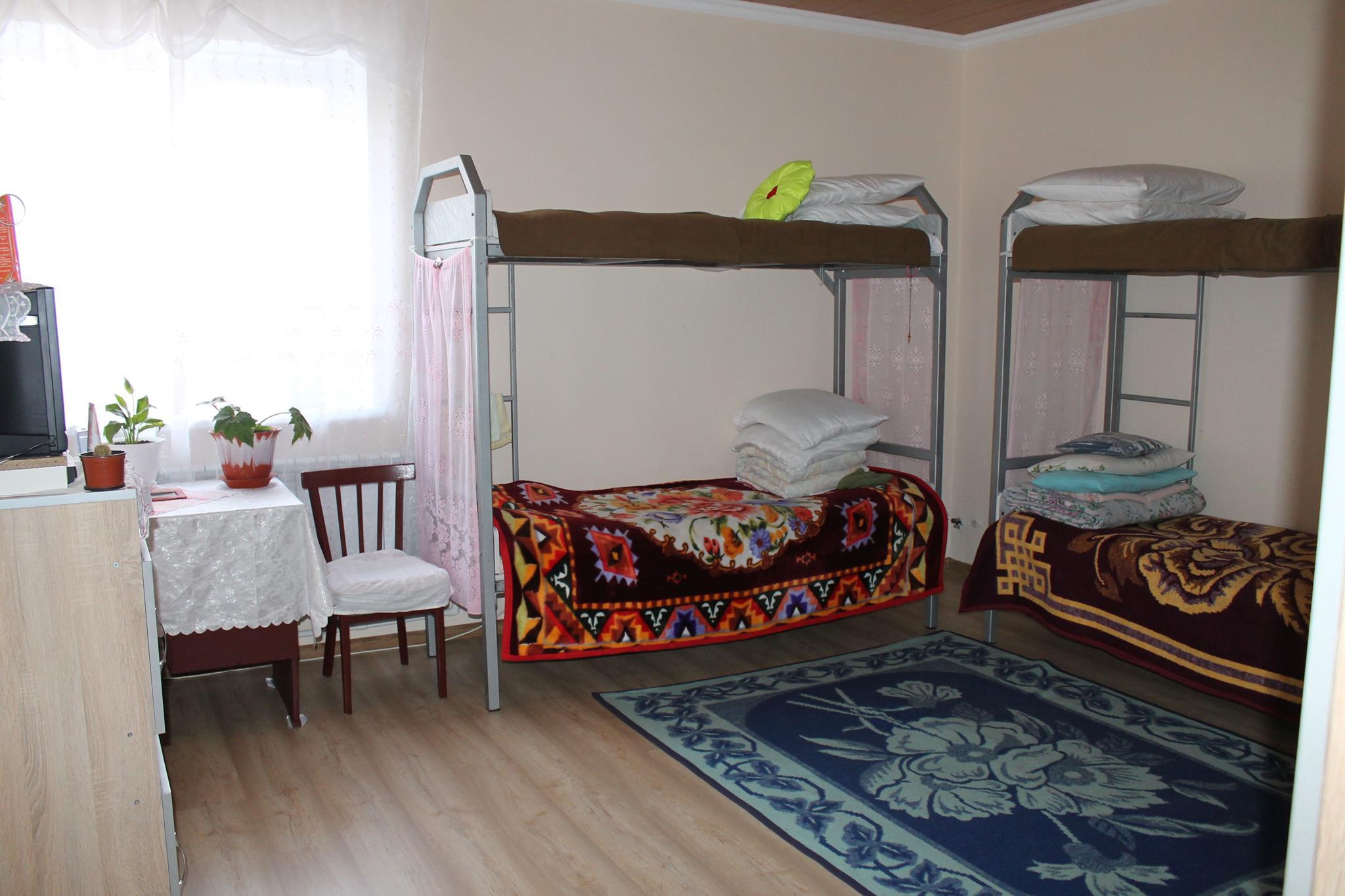 Capacitatea edificiului modernizat de la Rusca este de până la 20 de persoane. Foto: Lilia Zaharia
