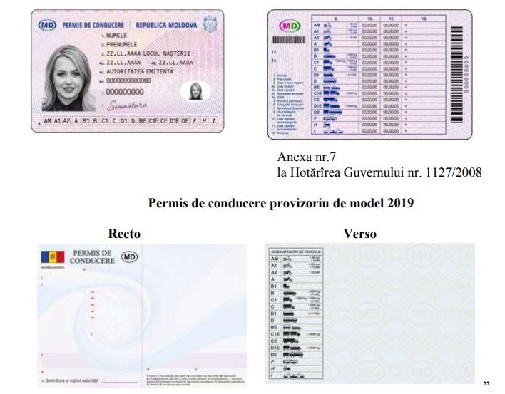 Test de viziune pentru permisul de conducere