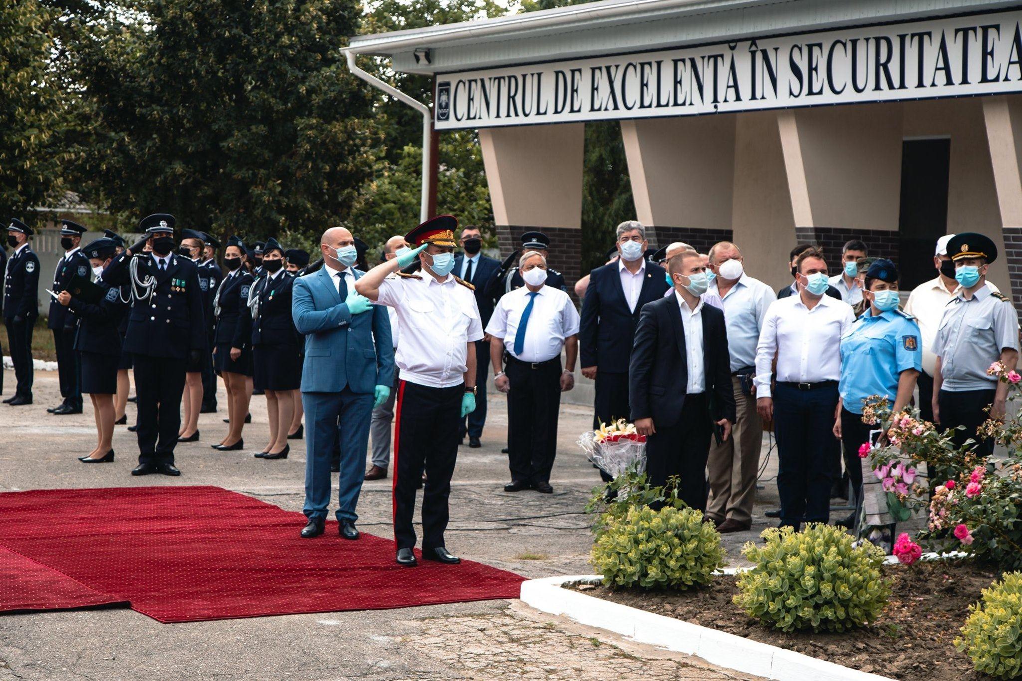 Foto: Centrul de Excelență în Securitatea Frontierei