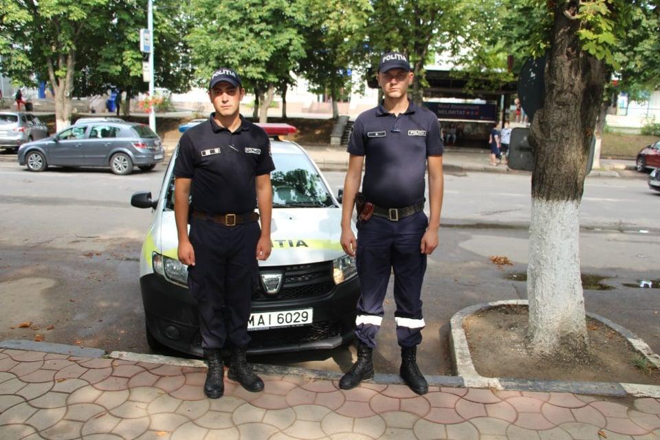 Foto: facebook.com/Poliția Republicii Moldova